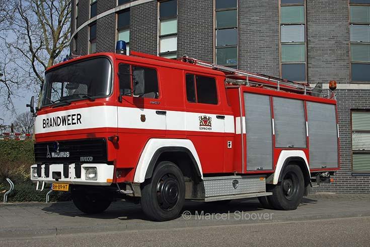 Brandweer Gorinchem Magirus Deutz 192D11F