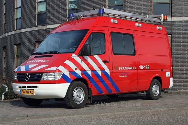 Brandweer Gorinchem Mercedes 18-168