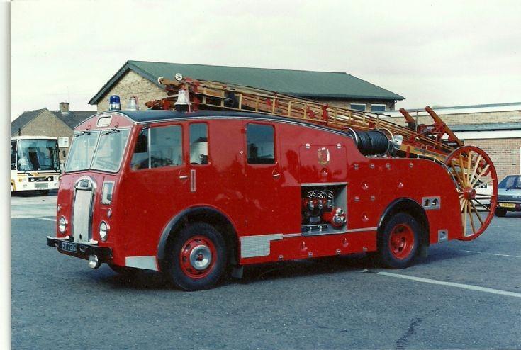 Fire Engines Photos Tynemouth Fire Brigade Dennis F12