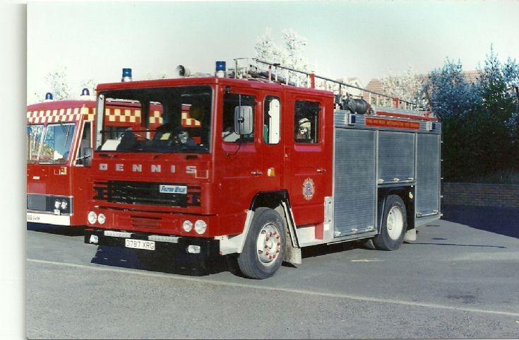 Tyne & Wear Dennis Pump
