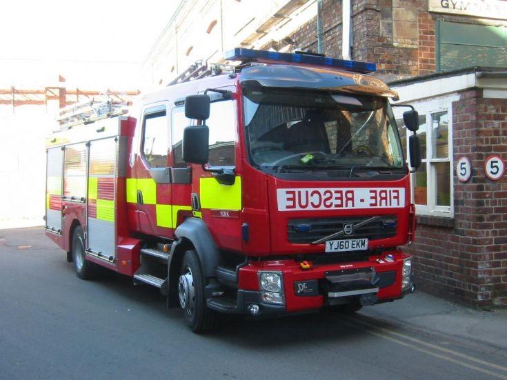 York's new Rescue pump YJ60 EKM