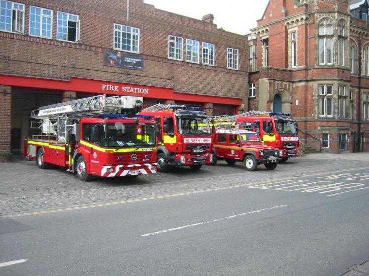 York Fire Dept Current Line up