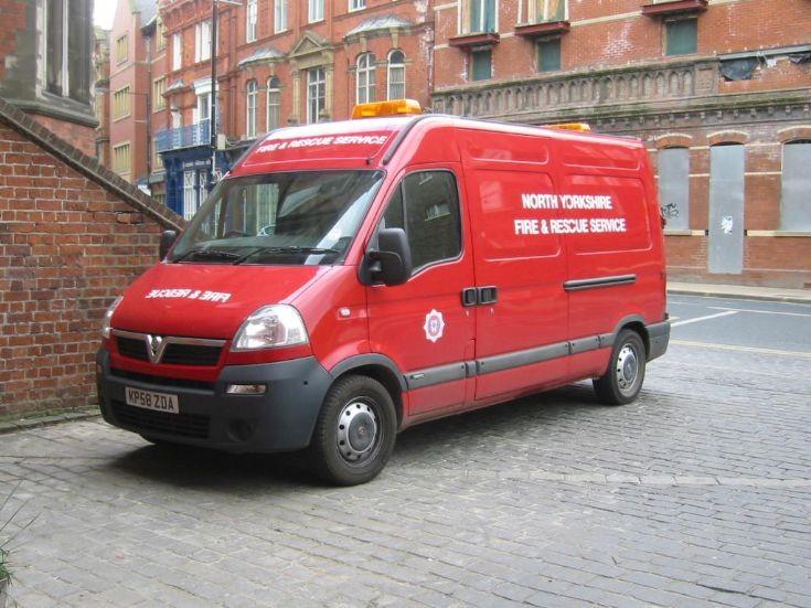 Bedford Service Van