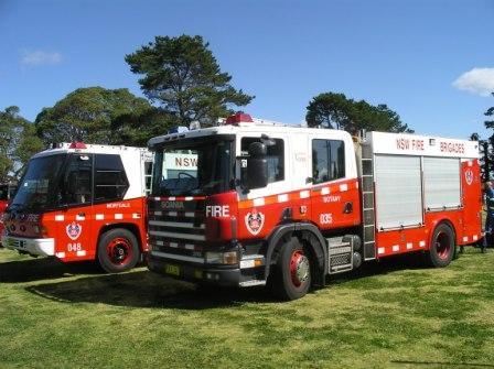 Scania and FirePac