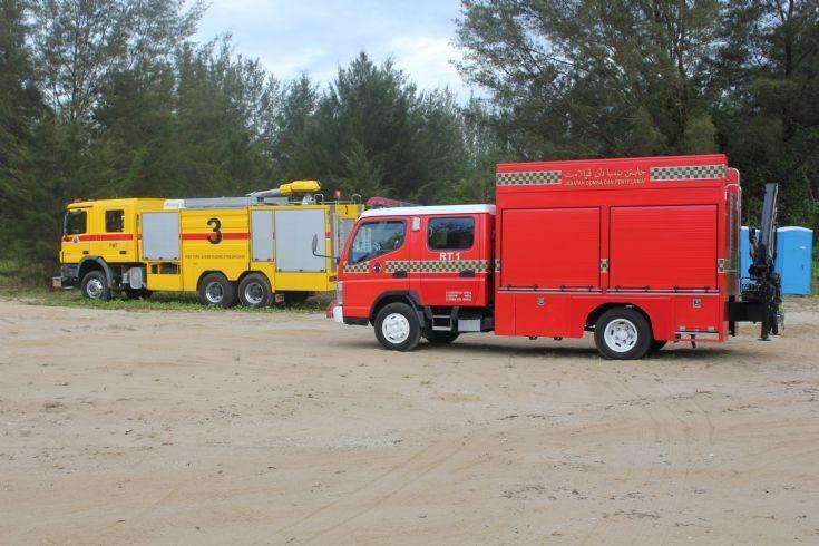 Romeo 3 and RT1 Shell Brunei