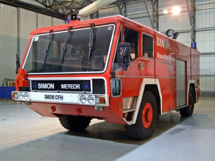 Simon Meteor G806 CFH