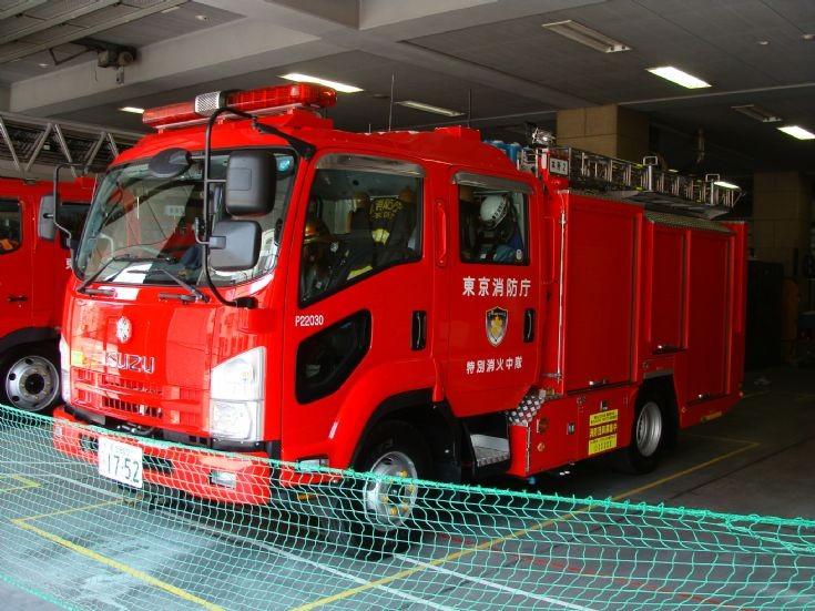 Isuzu - Fire Department Tokyo (Honjo FS)