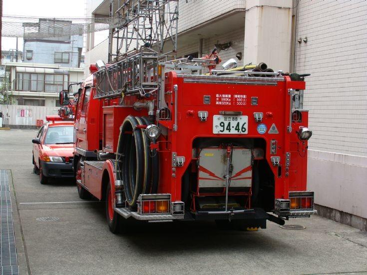 Fuso - Fire Department Tokyo (Edogawa)