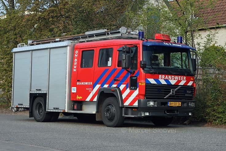 Brandweer Joure Volvo Ziegler 02-6532