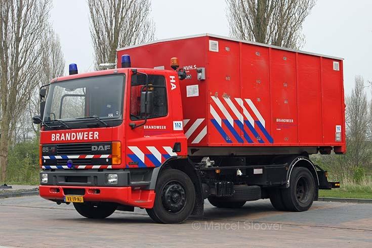 Brandweer Bolsward DAF HA