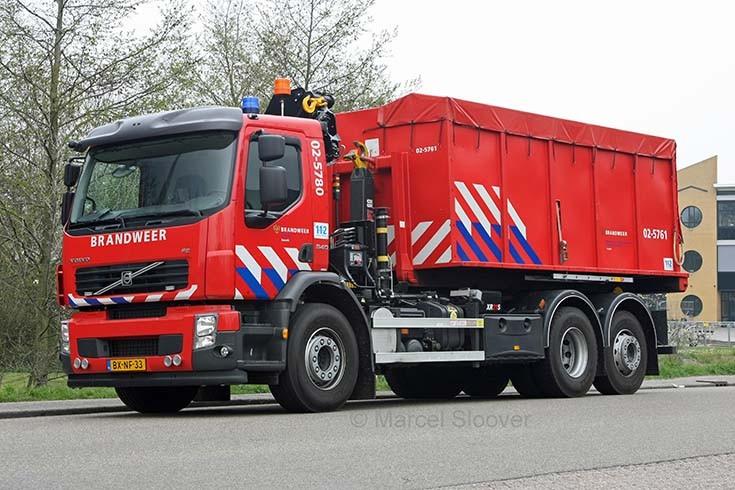 Volvo FE340 Prime mover 02-5780