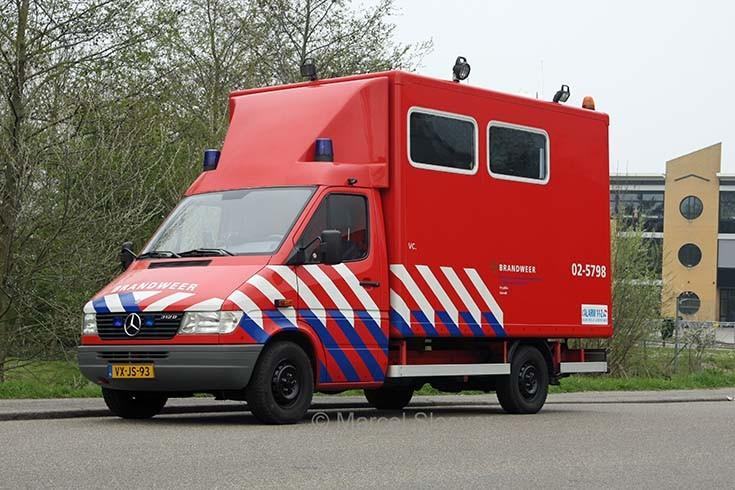 Friesland VC2 Mercedes Benz 312