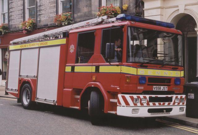 Inverness H&I FB Dennis Sabre