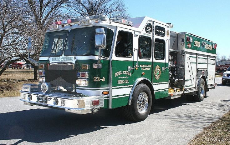 E-One Rescue-Engine Mill Creek DE