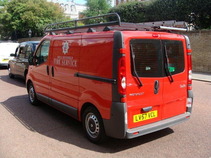 Renault - Royal Household FS LV57VCL