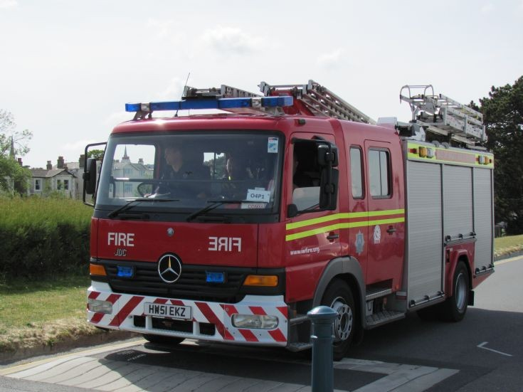 Mercedes Atego HW51 EKZ