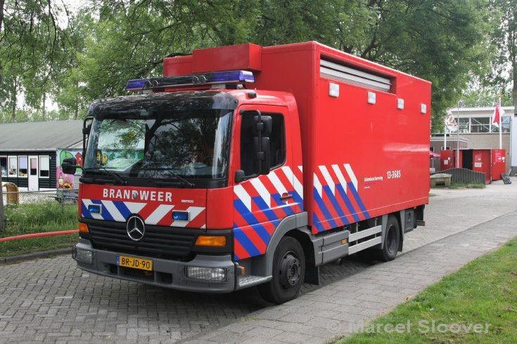 Brandweer Amsterdam BR-JD-90