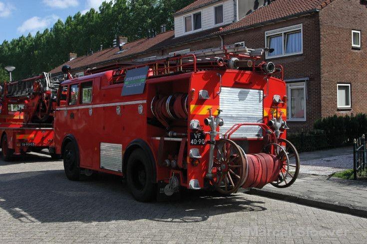 Brandweer Amsterdam DAF VF-40-90