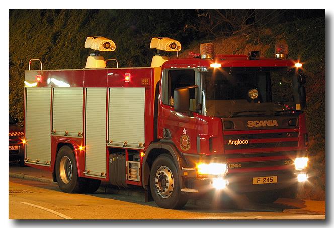 Scania/Angloco RHP Hong Kong