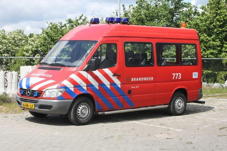 Brandweer Laren Mercedes Sprinter 773
