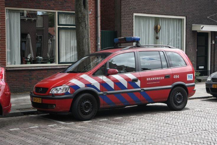 Brandweer Monnickendam Opel Zafira