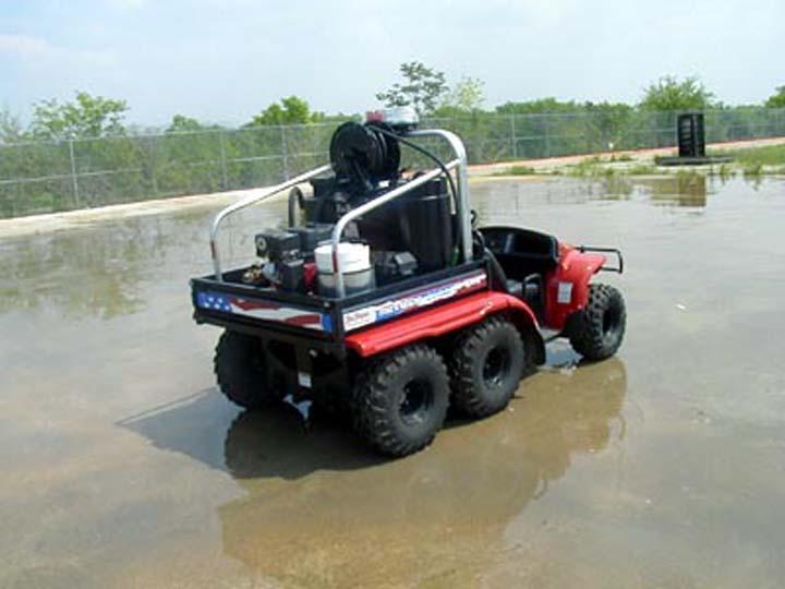ATV 60w Bushfire fighting