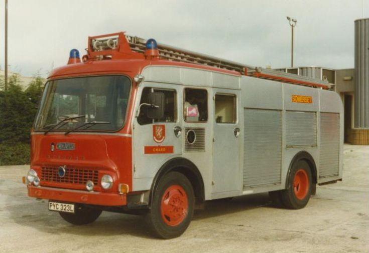 Bedford TK HCB WrL Chard Somerset