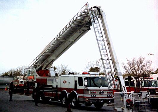 E-One Bronto Skylift Florida Fire Show