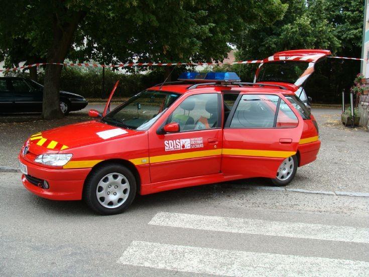 Peugeot Command Car - France