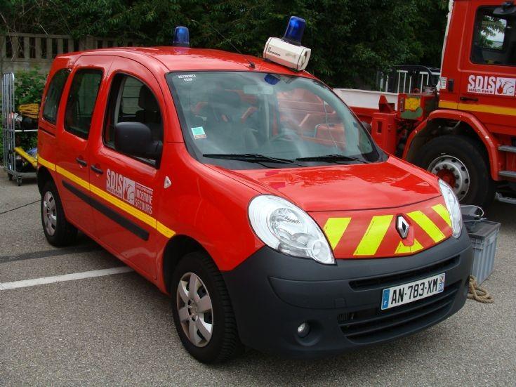 Renault Command Car - France