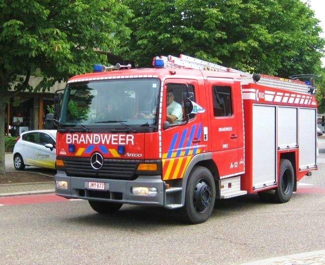 Fire Department / Brandweer Bree Tender