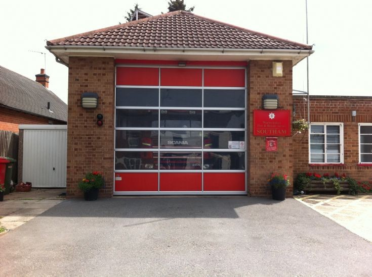 WFRS Southam part time fire station