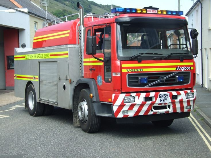 Volvo FLH220 WrC Angloco GN55 HWY