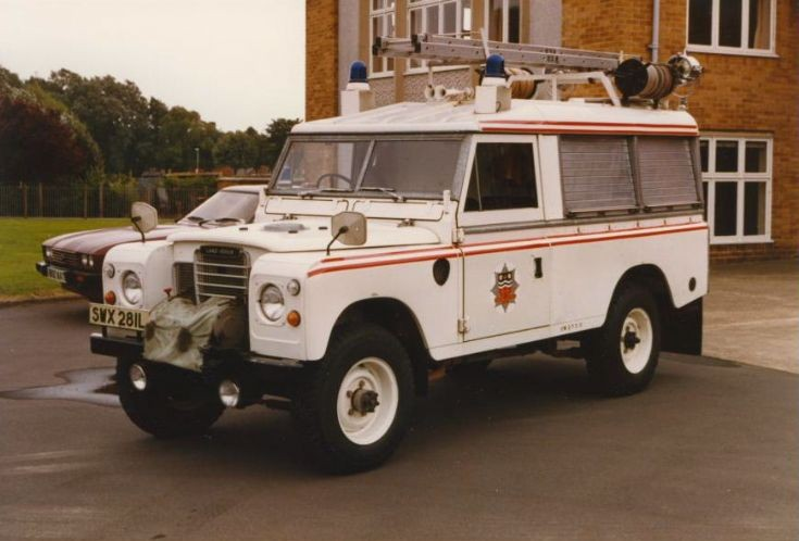 Humberside Land Rover SWX 281L