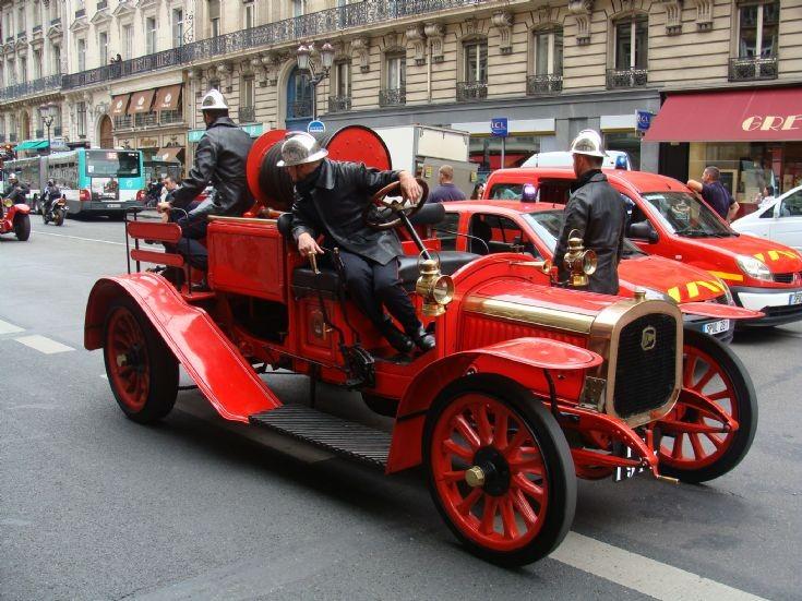 Delahaye Pompiers de Paris