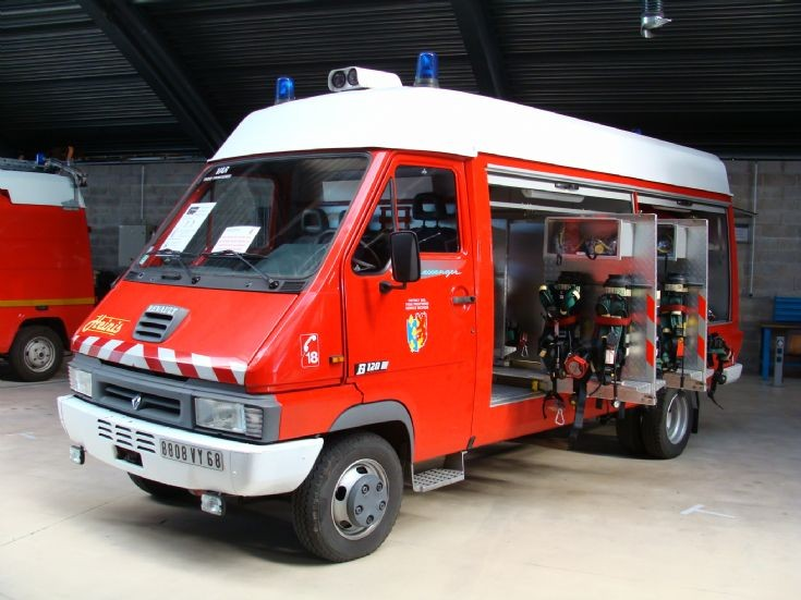 Renault SDIS 68 Haut-Rhin FD – 8808VY68