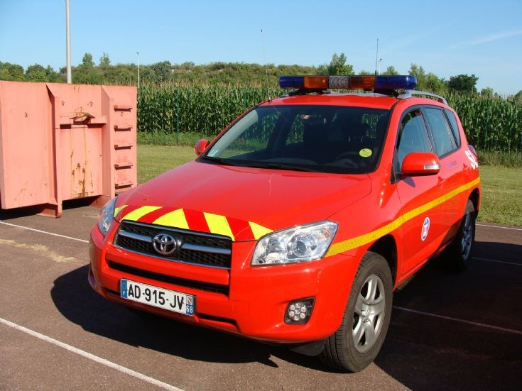 EuroAirport Fire Service (Basel-Mulhouse) Toyota