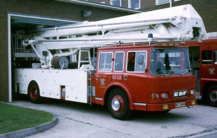 Oxford - HP - ERF, NFC 684H