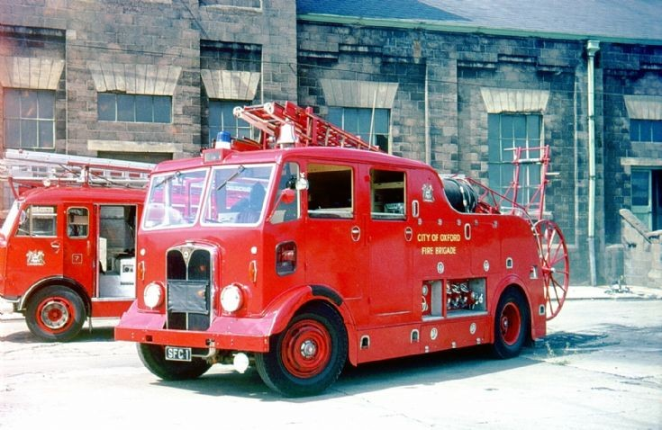 City of Oxford 1966 AEC Merryweather