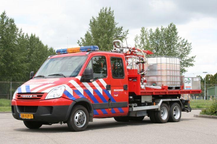 Bedrijfsbrandweer Cargill Iveco HA