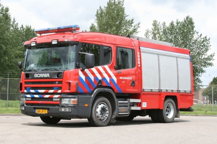 Brandweer Cargill Scania Kenbri-Godiva
