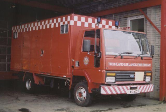 Inverness H&I FB Control unit