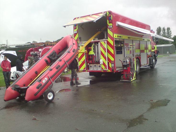 Nottinghamshire Specialist Rescue Unit