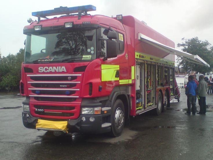 Photo of Nottinghamshire Specialist Rescue Unit