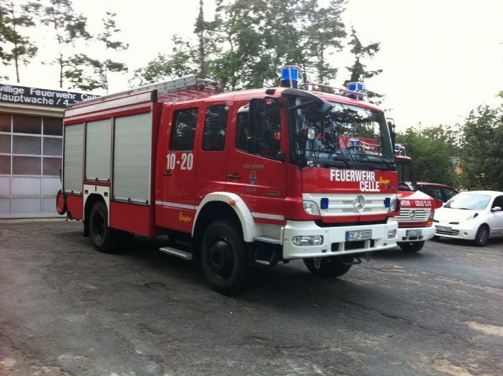 Feuerwehr Celle, CE F 1020 Mercedes