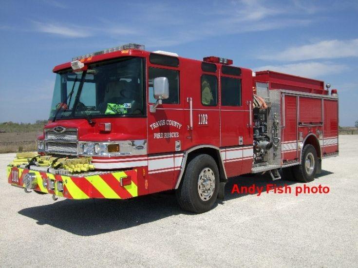 Travis County (Texax) Engine 1102