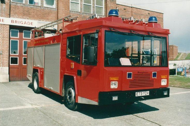 RB Brigadier prototype E73 YDV
