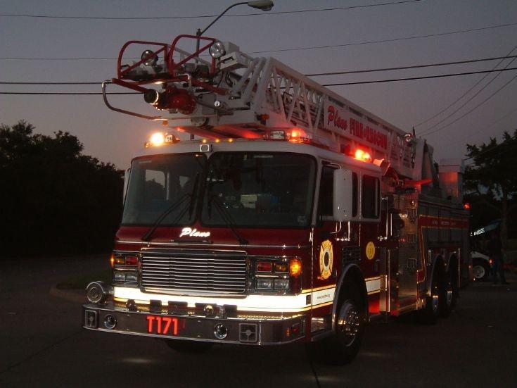 Plano Fire Rescue ALF Smeal