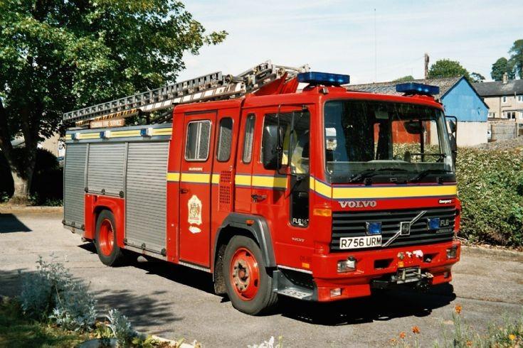 Volvo FL6 Emergency One, Milnethorpe