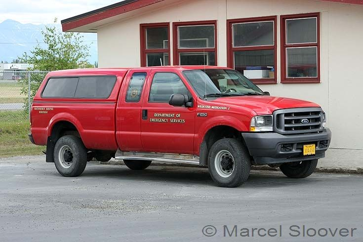 Matanusta Susitna Borough Ford F250